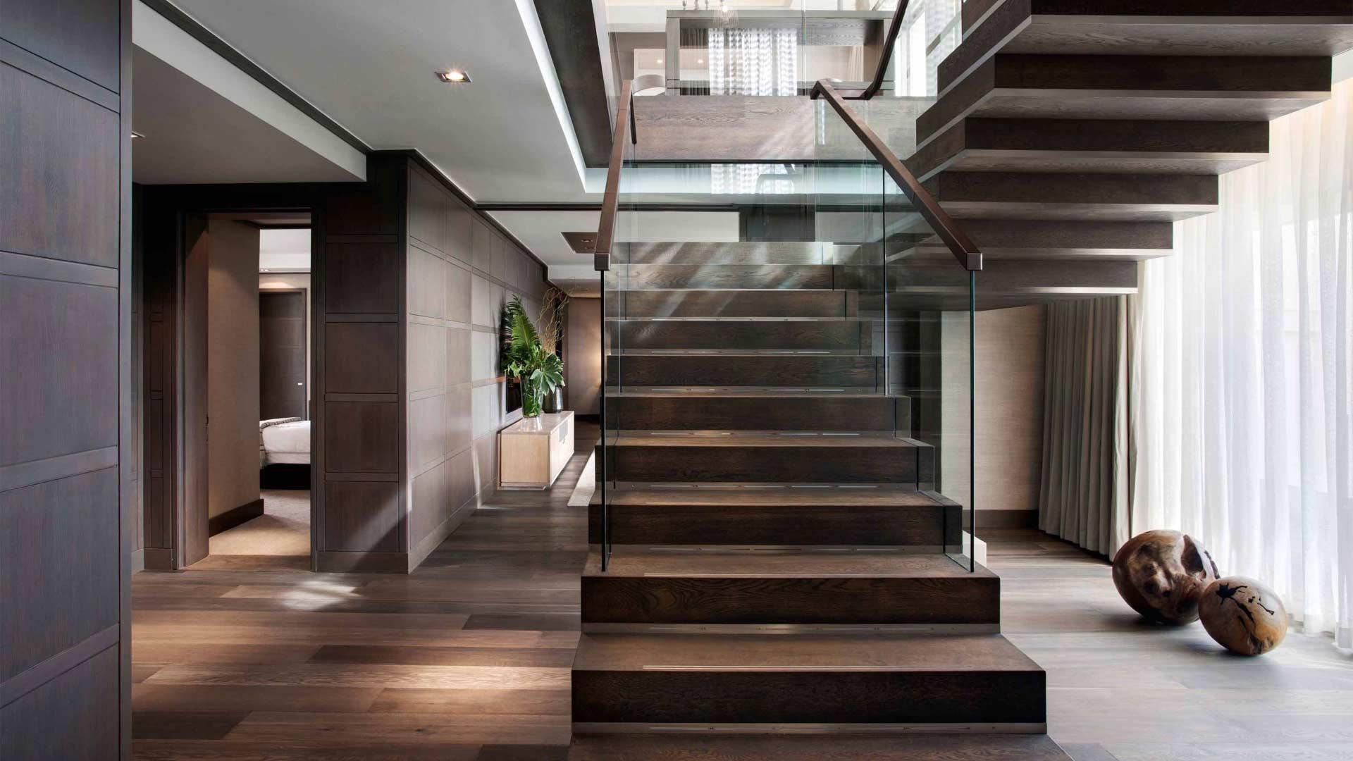 Изготовление и монтаж надежных лестниц