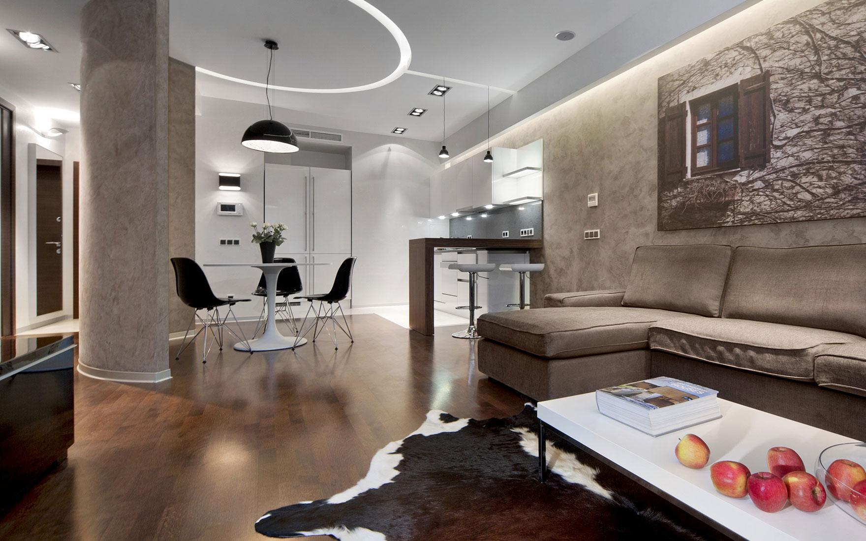 Пример ремонта большой квартиры