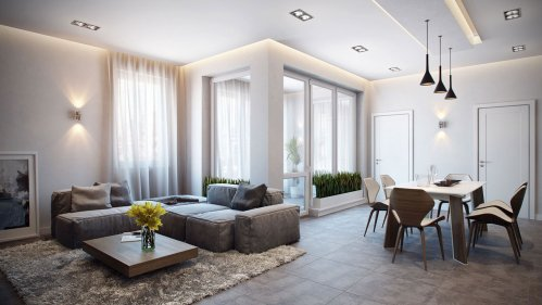 Отделка квартир и частных домов