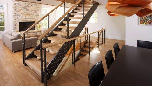 Производство и монтаж лестниц